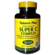 NATURE'S PLUS nature 's plus super c complex 120 comprimes
