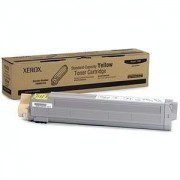 106R01152 Brand New Genuine Retail Original OEM ( FREE GROUND SHIPPING ! ) XEROX - COLOR PRINTER SUPPLIES YELLOW TONER STAND CAPACITY FOR