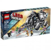 LEGO Movie 70815 Super Secret Police Dropship Building Set