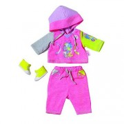 Zapf BABY born® Deluxe Jogging Set mit Sneakers