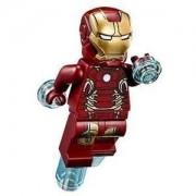 GENUINO Lego Age of Ultron - IRON MAN (Tipo 43 Armadura) Minifigura - Separado de 76031 Set
