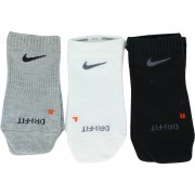Sosete unisex Nike 3Ppk Dri Fit Lightweight SX4846-901