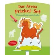 Das Arena Prickel-Set. - Pferde und Ponys zum Aufstellen