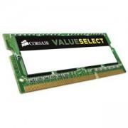 Памет Corsair DDR3L,1333MHz 4GB 1x204 SODIMM 1.35V, Unbuffered, CMSO4GX3M1C1333C9
