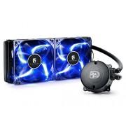 Deepcool Gamer Storm Maelstrom Series AIO Liquid Cooler 240mm Blue LED