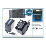 Batterie de camescope appareil photo JVC BN-VG138