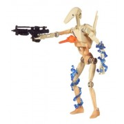 Star Wars: Episode 2 Battle Droid (Arena Battle) with Backdrop Action Figure