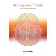 The Language of Thought by Susan Schneider