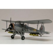 Kit constructie si pictura avion Fairey Swordfish Mk1