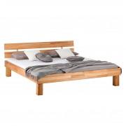 Massief houten bed AresWOOD - 180 x 200cm - Kernbeukenhout, Ars Natura