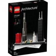Конструктор ЛЕГО Архитектура - Чикаго, LEGO Architecture, 21033