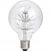 Generic AC220-240V 3W Edison Filamento Lámpara Bombilla Luces Antiguo Global LED E27 G95