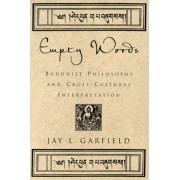 Empty Words by Jay L. Garfield