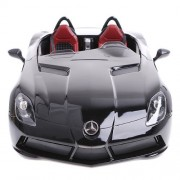 Kingzer Z199 Rastar 1:14 Mercedes-Benz SLR McLaren Car Model Remote Control Black UK