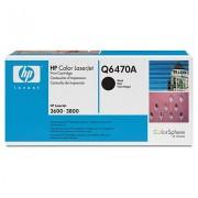 Toner HP Q6470A (Negru)