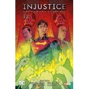 Taylor Tom Injustice: Gods Among Us Año Dos Vol. 02 (de 2)