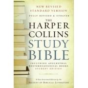 HarperCollins Study Bible-NRSV-Student by Harold W Attridge