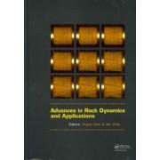 Advances in Rock Dynamics and Applications by Yingxin Zhou