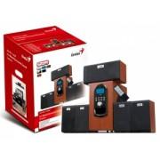BOXE 5.1 GENIUS SW-HF5.1 6000 WOOD