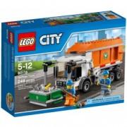 LEGO® City Camion pentru gunoi 60118