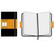 Moleskine large. Taccuino a righe
