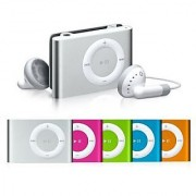 MP3 PLAYER WITH CLIP Up to 4GB Memory Card Supported