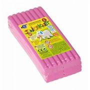 Feuchtmann Spielwaren 628.0305-5 - Plastilina per bambini, 500 g, rosa
