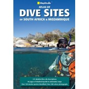 Map Studio: Atlas Of Dive Sites Of South Africa & Mozambique