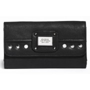Guess Geela Slim Clutch negru
