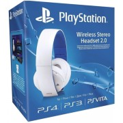 Sony PS4 Wireless Stereo Headset 2.0 White PS719856634