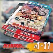 Pachet Deadpool 1 - 11