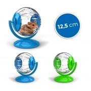 10574 Mini twister toy per criceti e piccoli roditori ø12.5cm con supporto