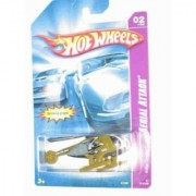 Aerial Attack #2 Killer Copter #2007-74 Collectible Collector Car Mattel Hot Wheels 1:64 Scale