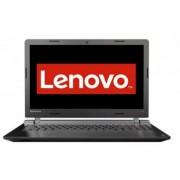Laptop Lenovo IdeaPad 100 : 15.6 inch, HD, Intel Core i3 5005U, 2.00 GHz, 4GB RAM, 1TB, GeForce 920M 2GB, FreeDos - Black