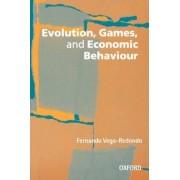 Evolution, Games and Economic Behaviour by Fernando Vega-Redondo