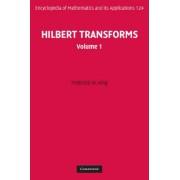 Hilbert Transforms 2 Volume Hardback Set by Frederick W. King