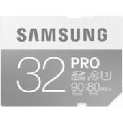 Card de Memorie Samsung PRO SDHC 32GB Clasa 10 UHS-3