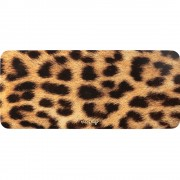 Sound Piece Front Leopard Capac Boxa HAPPY PLUGS