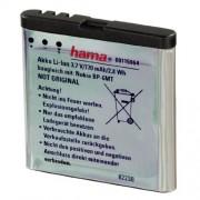 Hama 00115964 - Batería de ion de litio para Nokia BP-6M