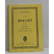 Mozart Concerto For Flute And Harp C Major