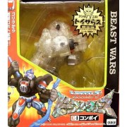 Transformers Beast Wars C-1 Clear Gorilla Convoy Optimus Limited Takara