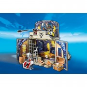 Playmobil My Secret Knights' Treasure Room Play Box (6156)