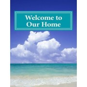Welcome to Our Home by Beach House Decor in Home & Kitchen