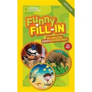 My Amazing Earth Adventures by National Geographic Kids