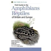 Field Guide to the Amphibians and Reptiles of Britain and Europe by Wouter Beukema