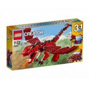 Червени същества LEGO® Creator 31032