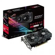 Asus STRIX-RX460-O4G-GAMING Carte graphique AMD 4 Go 7000 MHz DVI/HDMI PCI-Express 3.0