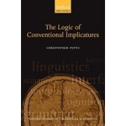 The Logic of Conventional Implicatures by Christopher Potts