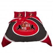 Sunderland AFC Duvet Cover Bedding Set - Double - Bullseye