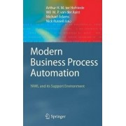 Modern Business Process Automation by Arthur H. M. ter Hofstede